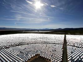 Report: Glare from Solar Power Plant Endangering Flights over California